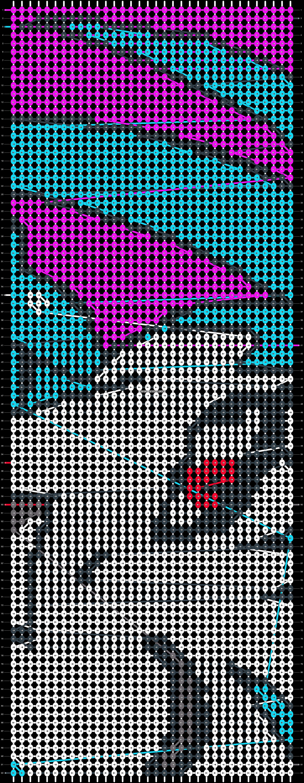 Alpha pattern #16215 pattern