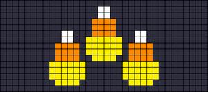 Alpha pattern #16222
