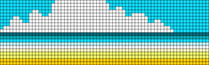 Alpha pattern #16237