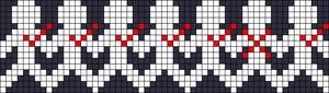 Alpha pattern #16240