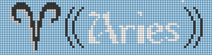 Alpha pattern #16246