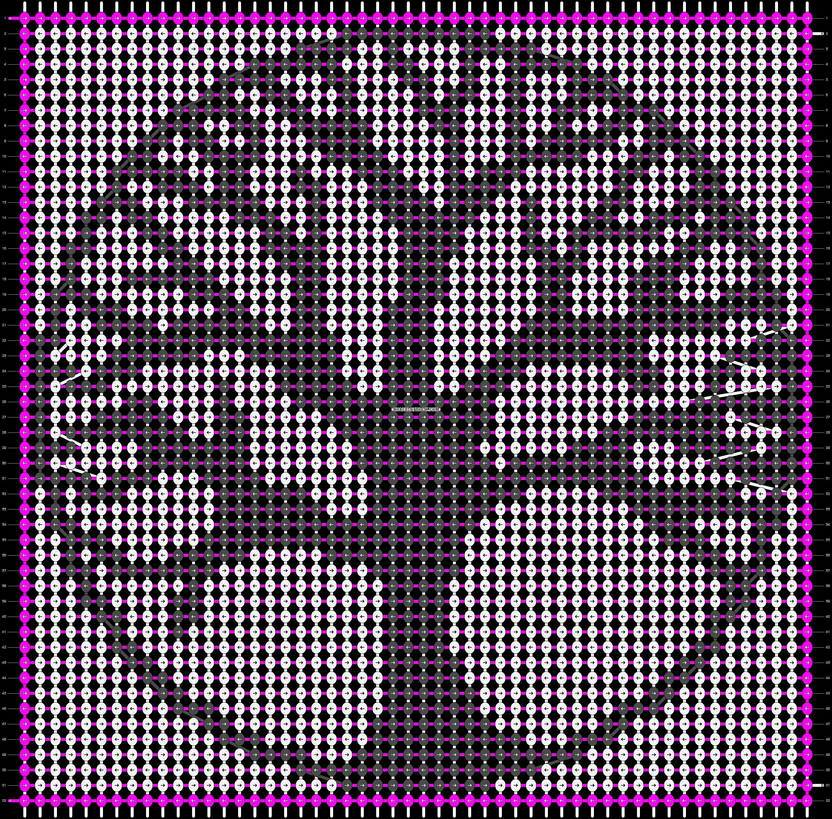 Alpha pattern #16248 pattern