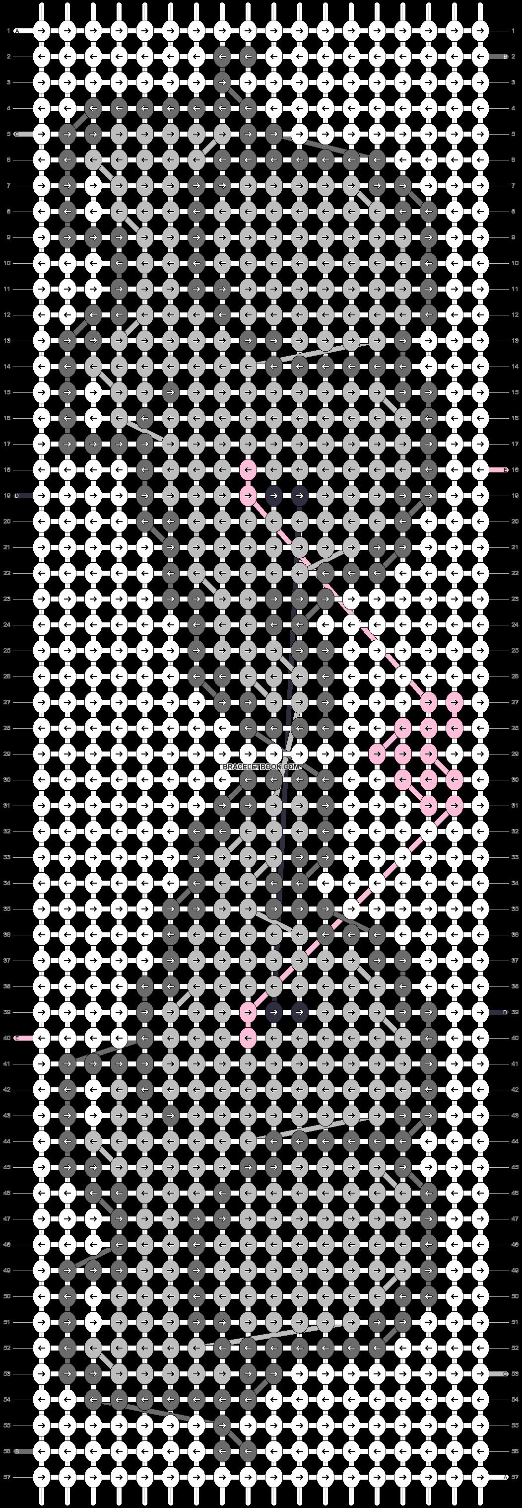 Alpha pattern #16252 pattern