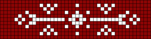 Alpha pattern #16254