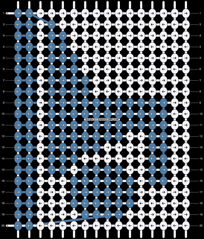 Alpha pattern #16260 pattern