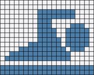 Alpha pattern #16260