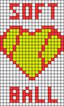 Alpha Friendship Bracelet Pattern #16264