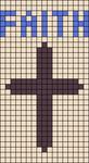 Alpha pattern #16265