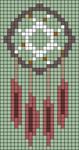 Alpha pattern #16278