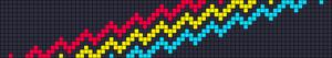 Alpha pattern #16286