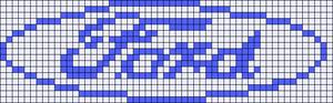 Alpha pattern #16292