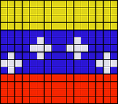 Alpha pattern #16297