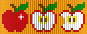Alpha Friendship Bracelet Pattern #16301