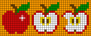 Alpha pattern #16301