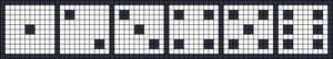 Alpha pattern #16309