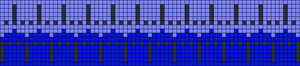 Alpha pattern #16381