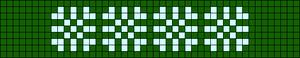 Alpha pattern #16417