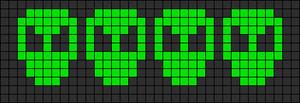 Alpha pattern #16418