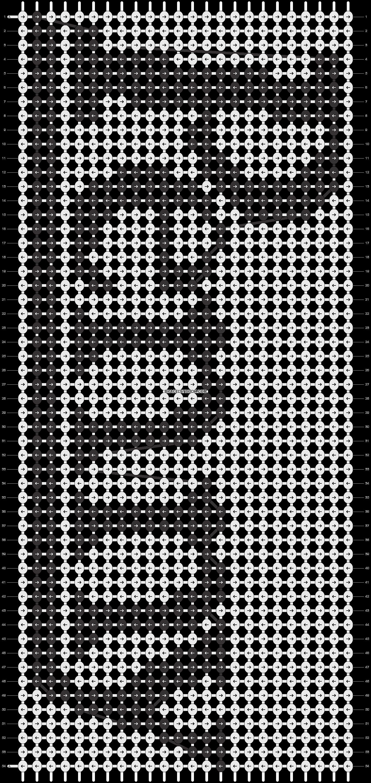 Alpha pattern #16424 pattern