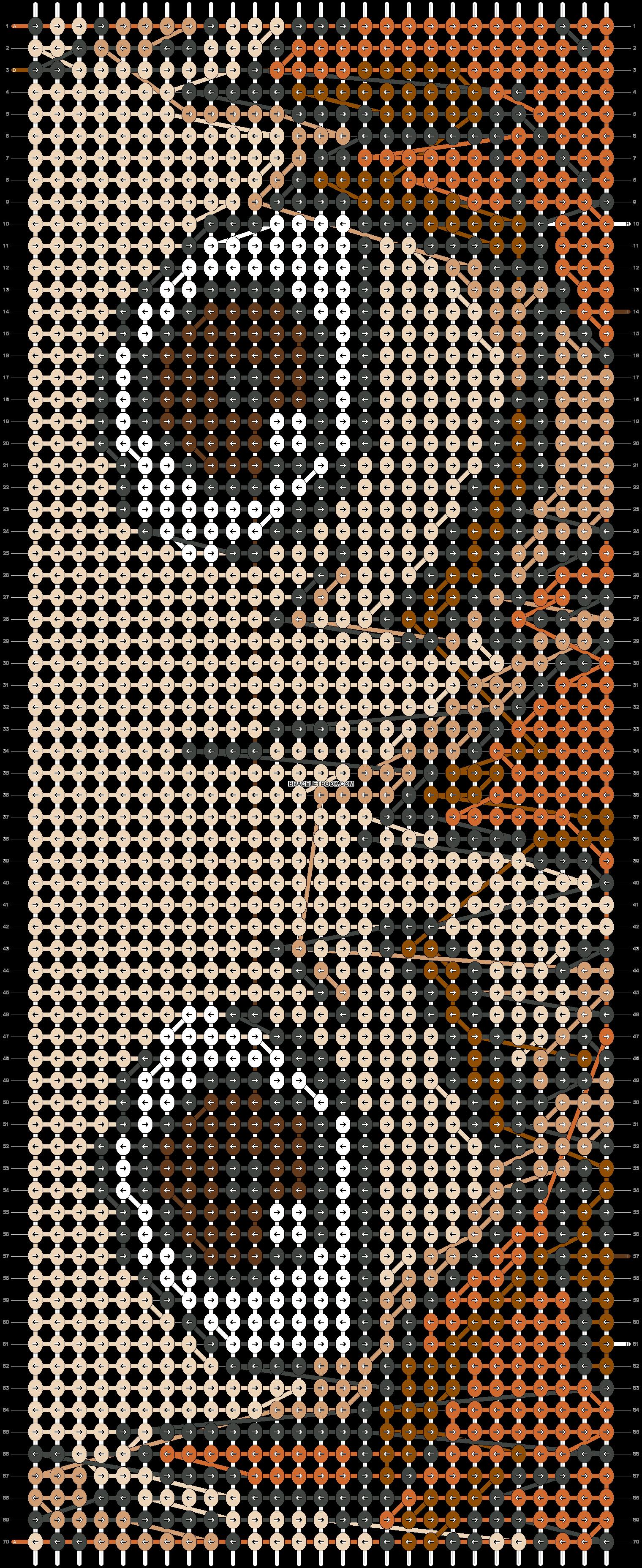 Alpha pattern #16428 pattern