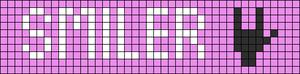 Alpha pattern #16441