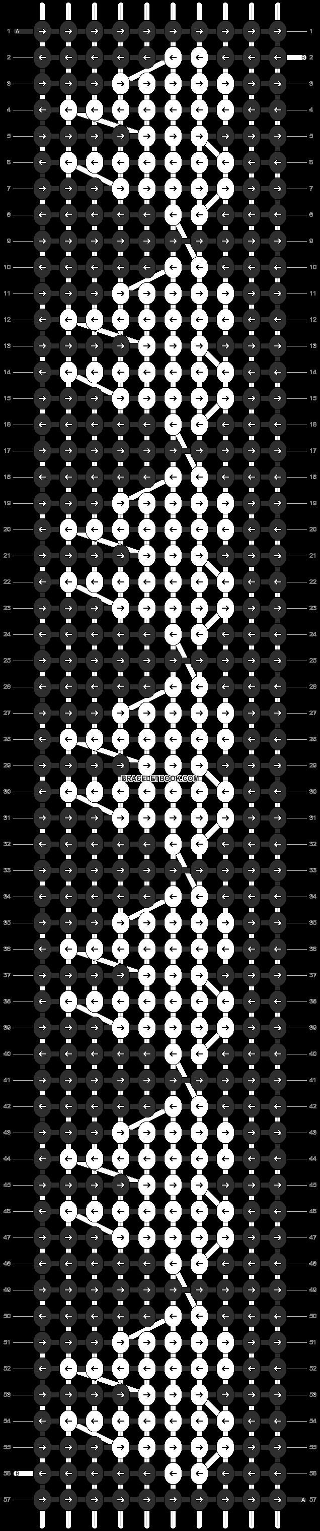 Alpha pattern #16449 pattern
