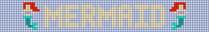 Alpha pattern #16460