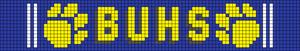 Alpha pattern #16463