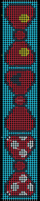 Alpha pattern #16480 pattern