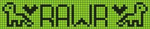 Alpha pattern #16485