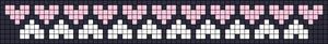 Alpha pattern #16497