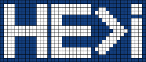 Alpha pattern #16498