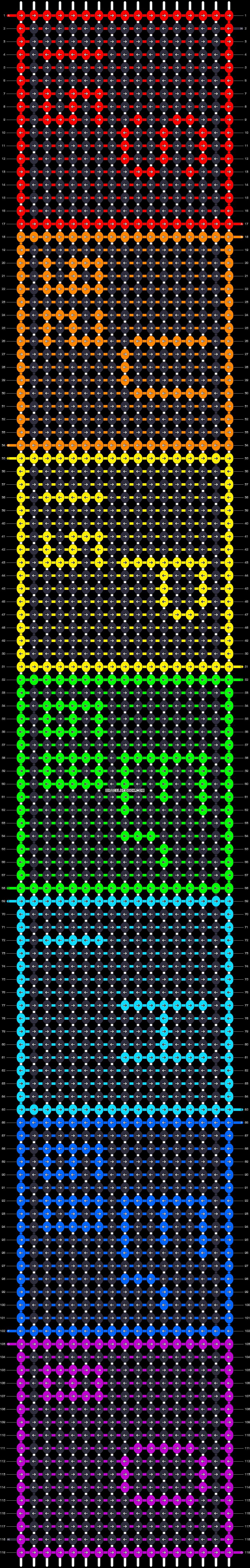 Alpha pattern #16514 pattern