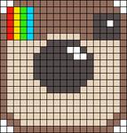 Alpha pattern #16516