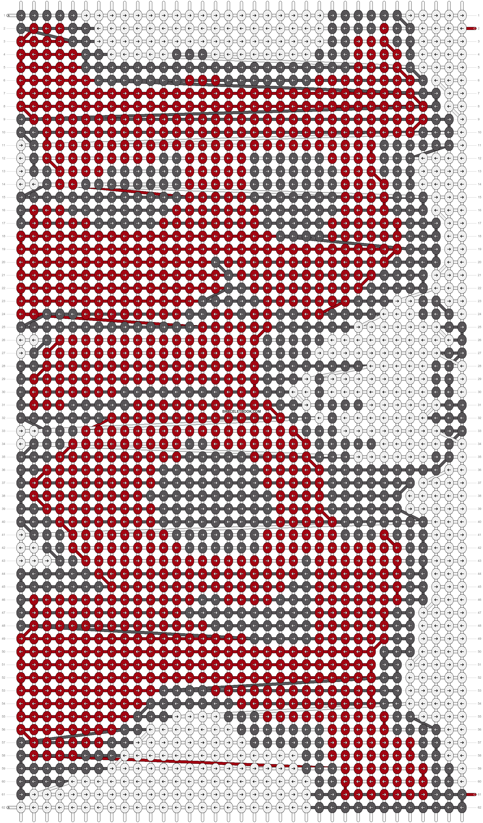 Alpha pattern #16536 pattern