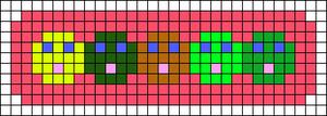 Alpha pattern #16539