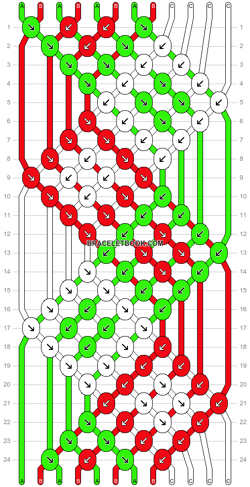 Normal pattern #16541 pattern