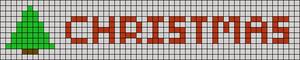 Alpha Friendship Bracelet Pattern #16558