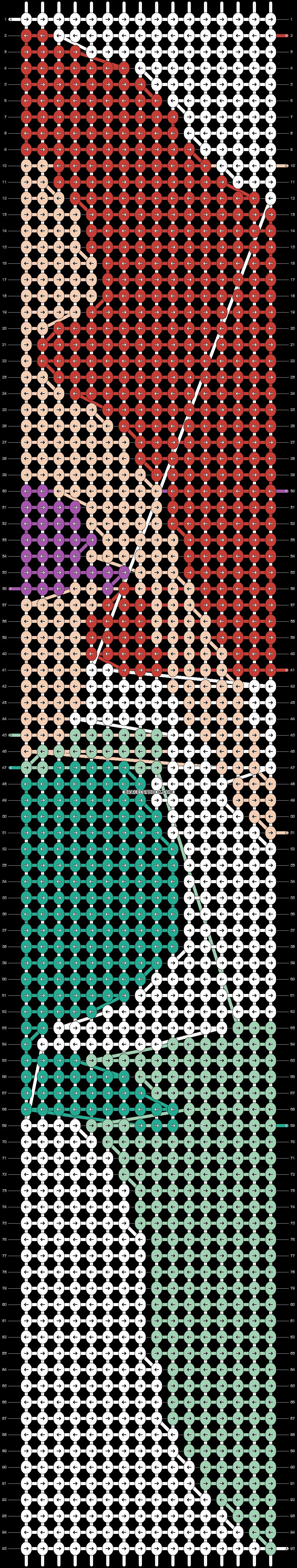 Alpha pattern #16559 pattern