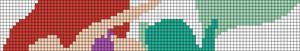 Alpha Friendship Bracelet Pattern #16559