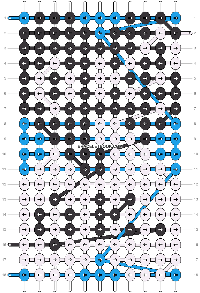 Alpha pattern #16577 pattern