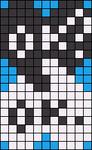 Alpha Friendship Bracelet Pattern #16577