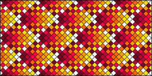 Normal Friendship Bracelet Pattern #16584