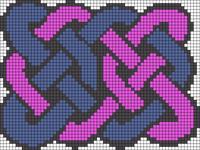 Alpha pattern #16591