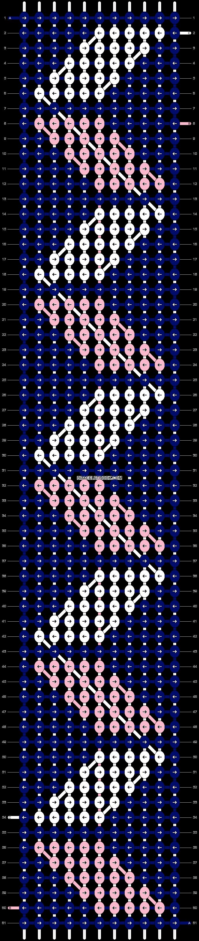 Alpha pattern #16608 pattern