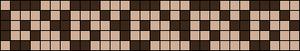Alpha Friendship Bracelet Pattern #16621