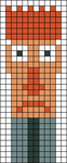 Alpha pattern #16623