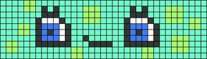 Alpha pattern #16642