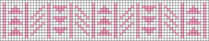 Alpha pattern #16650