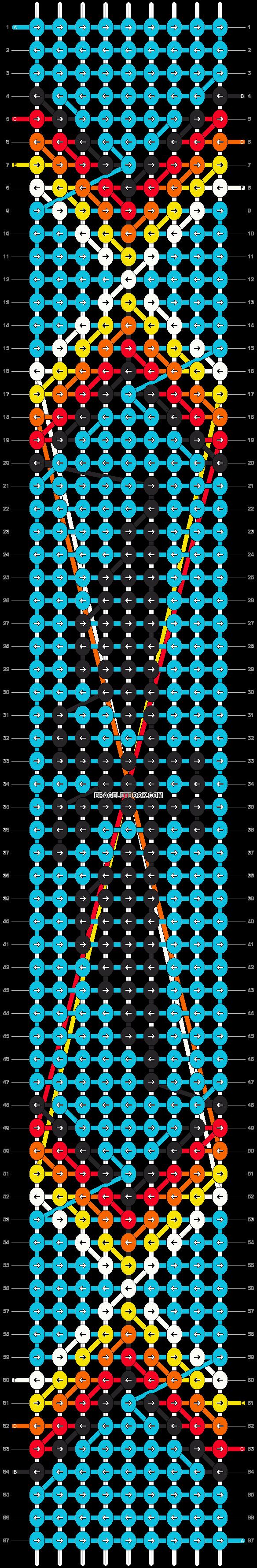 Alpha pattern #16657 pattern